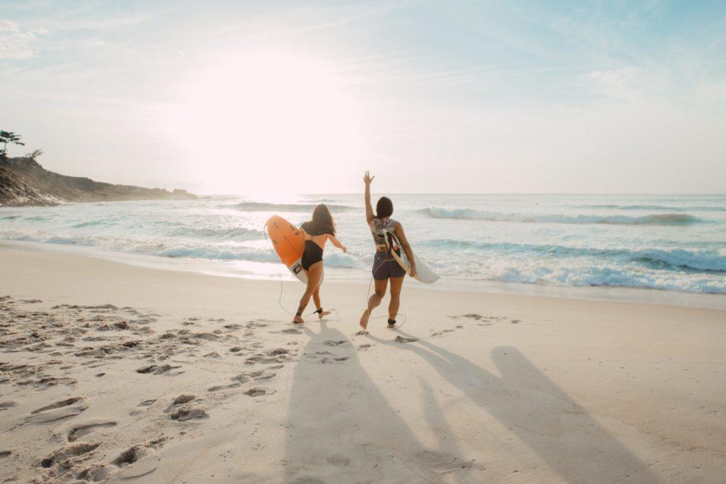 femmes surf